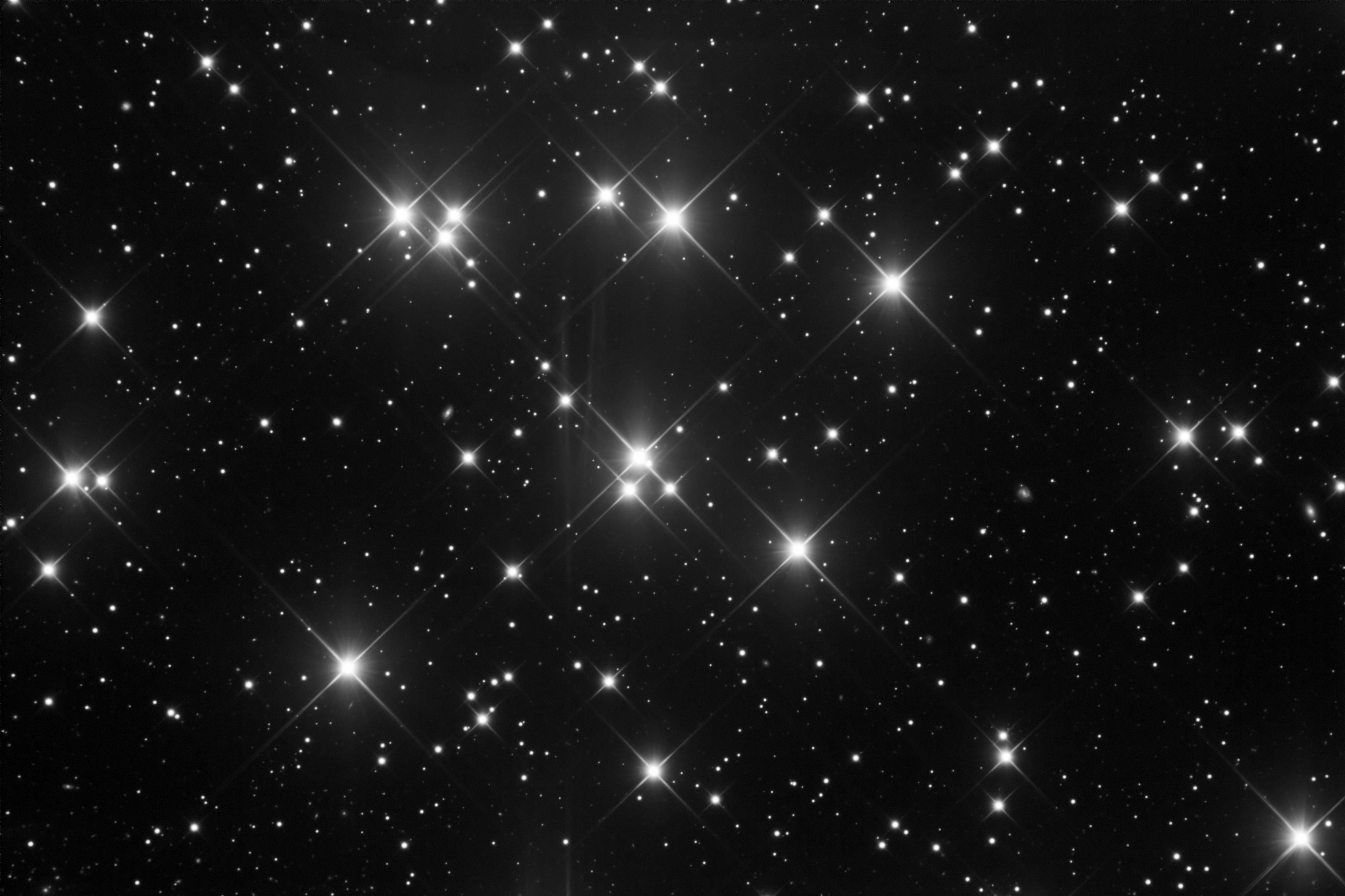 M44 The Beehive Cluster Praesepe